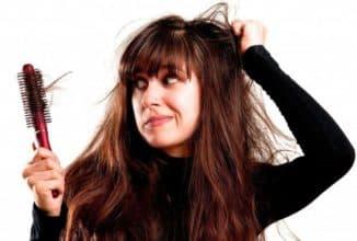 обильное выпадение волос у женщин