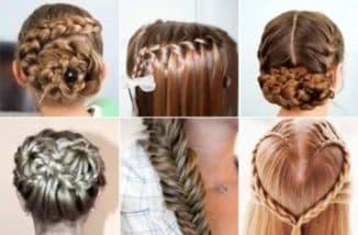 прически на короткие волосы в школу подростку