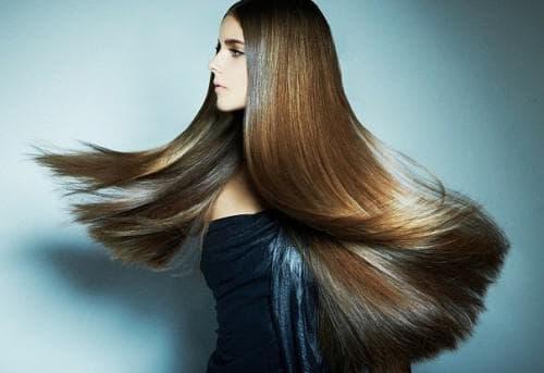 Уход за волосами после выпрямления