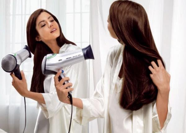 Укладка волос феном: фото и видео, как сделать укладку феном (техника и методы)