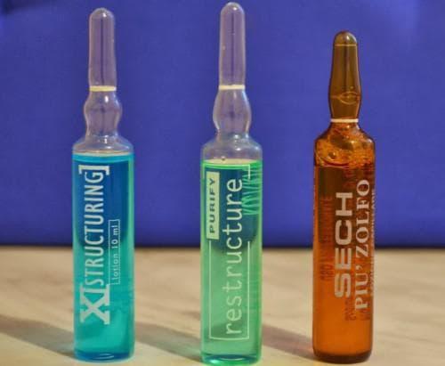 Маска для волос с витаминами в ампулах в домашних условиях: рецепты