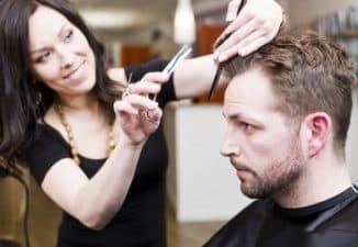 как правильно стричь модельную мужскую стрижку