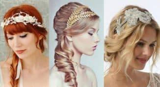 греческая прическа на длинные волосы своими руками