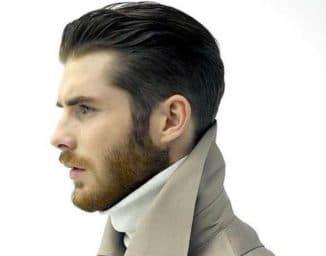 мужские стрижки для овального лица
