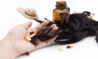 какие витамины можно пить при выпадении волос