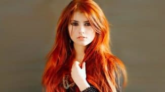 краска для волос медный рыжий