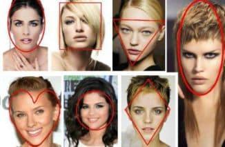 как определить тип лица для стрижки