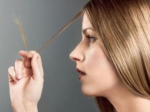 волосы секутся по всей длине