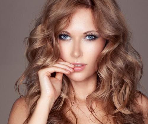 Шатен и шатенка – какой это цвет волос: оттенки