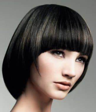 стрижка сэссун на длинные волосы для дам