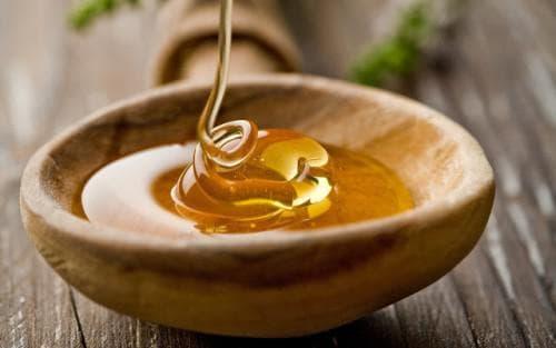 сок лука, липовый мед для волос