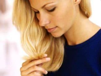 причины секущихся волос по всей длине