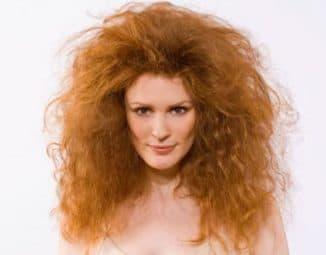волосы сухие и тусклые что делать