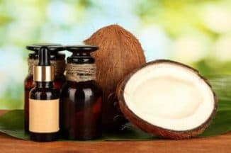 увлажняющая маска для волос с кокосовым маслом