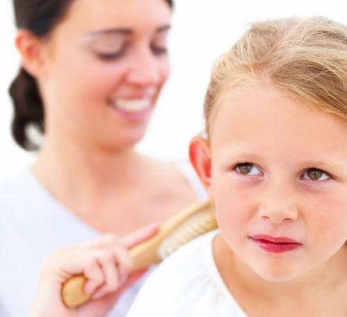 Причины выпадения волос у девочки 6 лет