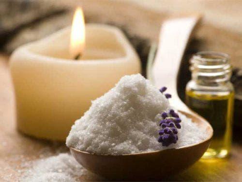 Как использовать соль от выпадения волос