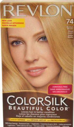 краска Revlon Colorsilk (74)