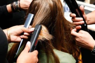 как проходит процедура полировки волос