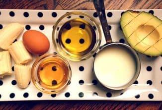 маска для волос горчичная яйцом и медом