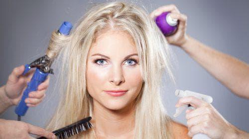 Маска для волос для обесцвеченных волос