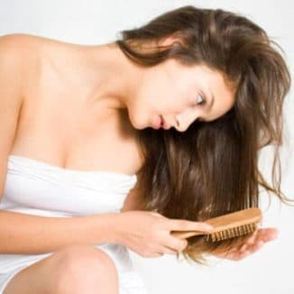 что значит диффузное выпадение волос