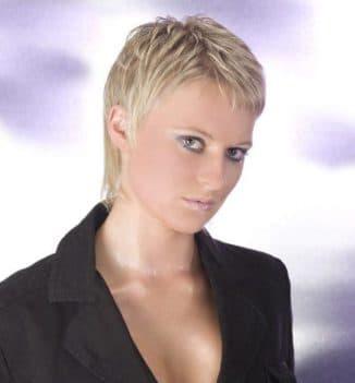 стрижки на очень короткие волосы для женщин