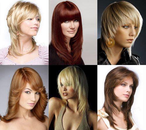 Виды стрижек женских на длинные волосы с названиями