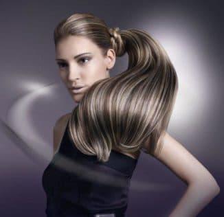 как выровнять цвет волос после мелирования