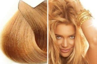 светло карамельный цвет краска для волос