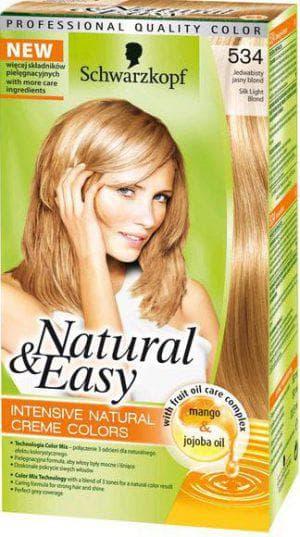 профессиональная краска для волос Natural&Easy