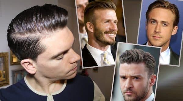 Мужские стрижки для густых волос: парень, тебе повезло!
