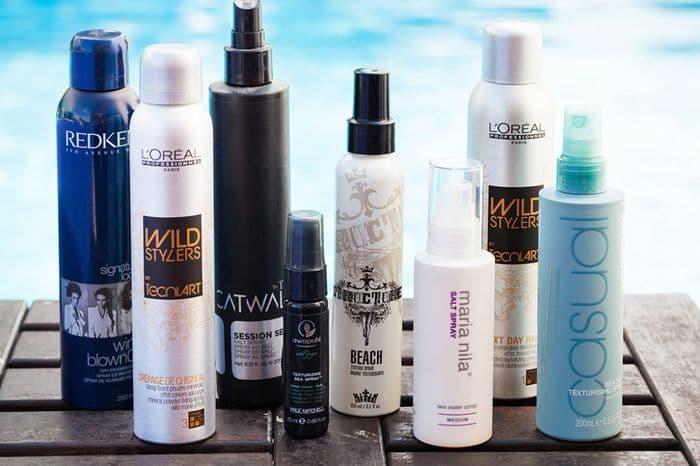 Спрей с морской солью для волос: отзывы для укладки