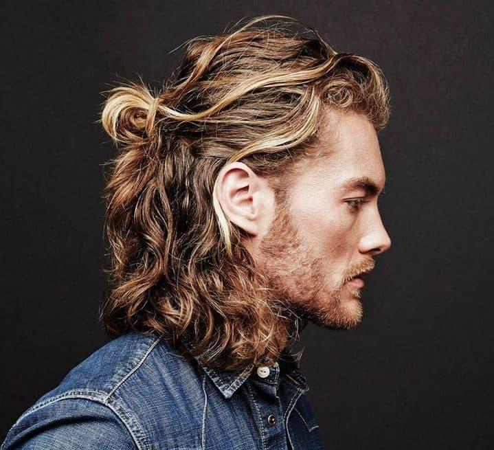 Как быстро отрастить длинные волосы мужчине?
