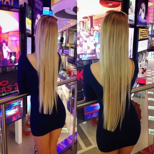Как вырастить очень длинные волосы за месяц