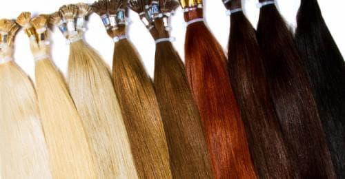 европейские волосы для наращивания
