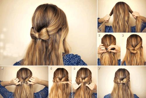 какие прически можно сделать на средние волосы