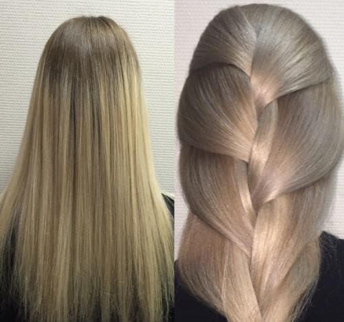 3D–окрашивание волос