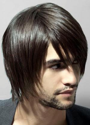 причёска боб для мужчин