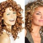 Как подобрать стрижку для вьющихся волос средней длины?