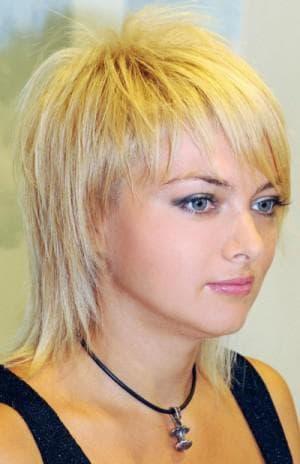 как подстричься чтобы не укладывать волосы