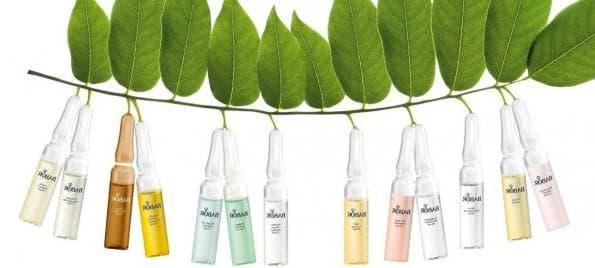 витамины для волос в ампулах в шампунь