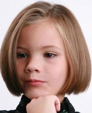 начес на коротких волосах для детей