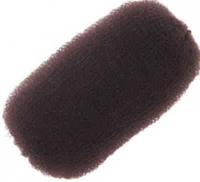 прическа с валиком на средние волосы