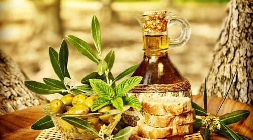 травы, хлеб и витамины