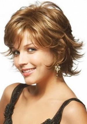 стрижка итальянка для тонких волос без укладки