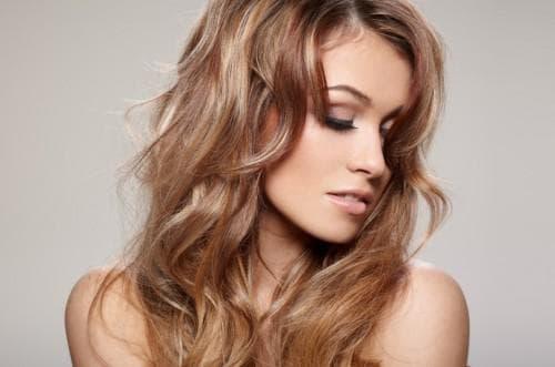 окрашивание 3d волос