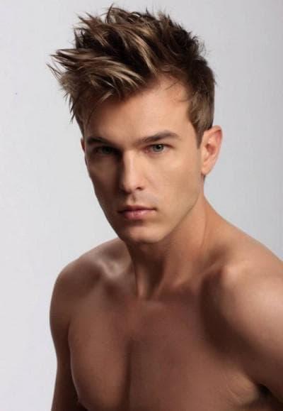 использование воска для волос мужчин