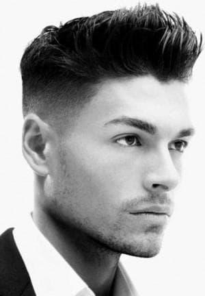 популярные мужской причёски