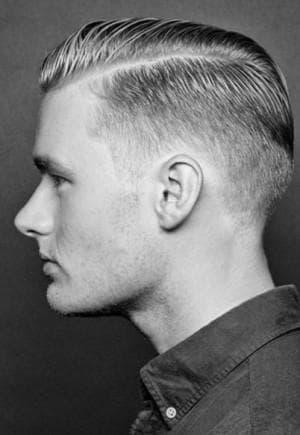 мужская прическа Гитлерюгенд