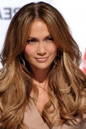 цвета волос Шоколадно-карамельный